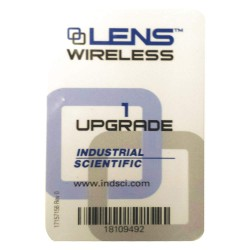 Industrial Scientific - 18109492 - Wireless Upgrade Card, 3-1/2 H, 2 W