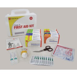Tender - 9999-2015 - First Aid Kit, Kit, Plastic Case Material, Industrial, 25 People Served Per Kit