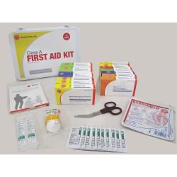 Tender - 9999-2016 - First Aid Kit, Kit, Metal Case Material, Industrial, 25 People Served Per Kit