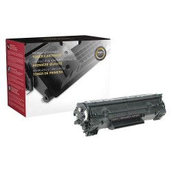 Loctite / Henkel - 200121P - HP Toner Cartridge, No. 36A, Black