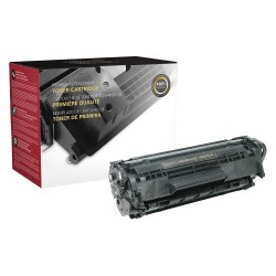 Loctite / Henkel - 200003P - HP Toner Cartridge, No. 12A, Black