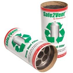 Newstripe - 10004703 - Carbon Replacement Filter, PK2