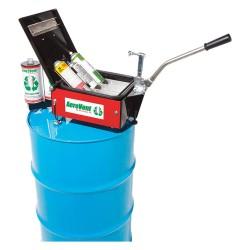 Newstripe - 10004721 - 3 Can Aerosol Can Disposal System
