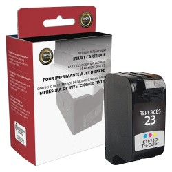 Loctite / Henkel - 114575 - HP Ink Cartridge, No. 23, Tri-Color