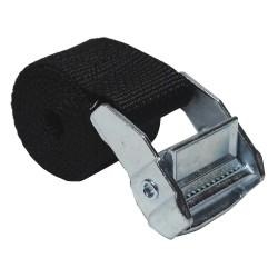Bulk-Strap - A1548MCB - Cinch Strap, 1-1/2 x 48, Black