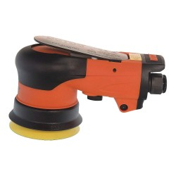 Apex Tool - DSRO-01-06PSA - Air Random Orbital Sander with 6 Pad Size, Non-Vacuum, 3/16 Orbit Dia.