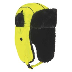 Ergodyne - 6802HV - Winter Hat, S/M, Lime