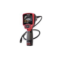 RIDGID - 55898 - Handheld Video Insp Camera/tight Areas W/image C