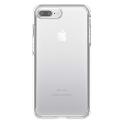 OtterBox - 77-53955 - OtterBox iPhone 7 Plus Symmetry Series Clear Case - iPhone 7 Plus - Clear - Synthetic Rubber, Polycarbonate