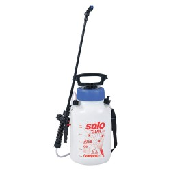 Sola - 305-B - Handheld Sprayer, HDPE Tank Material, 1-21/64 gal., 45 psi Max Sprayer Pressure
