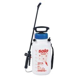 Sola - 307-A - Handheld Sprayer, HDPE Tank Material, 1-1/2 gal., 45 psi Max Sprayer Pressure