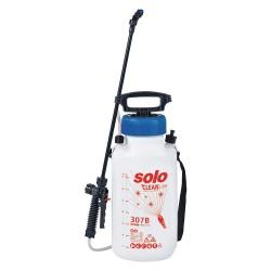 Sola - 307-B - Handheld Sprayer, HDPE Tank Material, 1-27/32 gal., 45 psi Max Sprayer Pressure