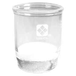 Vee Gee Scientific - 1305-116A - 61mm Borosilicate Glass Crucible, Clear
