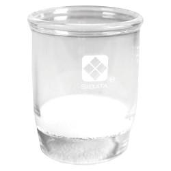 Vee Gee Scientific - 1305-216A - 61mm Borosilicate Glass Crucible, Clear