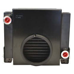 AKG Thermal Systems - CD5-56 - Forced Air Oil Cooler, 0.75 HP Heat Removed