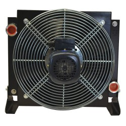 AKG Thermal Systems - A15-3 - 208-230/460 3-Phase AC Motor Forced Air Oil Cooler, 15 HP Heat Removed