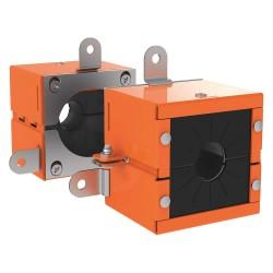 Specified Technologies - EZDR200 - Fire Barrier Pathway, Orange, 3-11/16H, PR