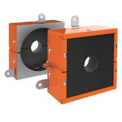 Specified Technologies - EZDR400 - Fire Barrier Pathway, Orange, PR