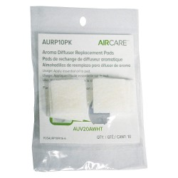 Air-Care - AURP10PK - Aroma Pads; For Use With Mfr. No. AUV20AWHT