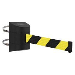 Tensator - 897-24-C-33-NO-D4X-C - Barrier Post, Plastic Post, Black Finish