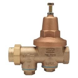 Zurn - 1-625XL - Water Pressure Reducing Valve, Standard Valve Type, Lead Free Bronze, 1 Pipe Size