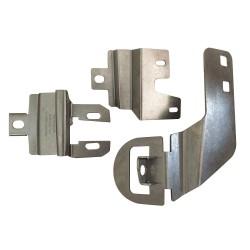 Slick Locks - FD-TR-DBL-FVK-SLIDE-TK - Metal Brackets