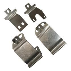 Slick Locks - GM-CE-FVK-SLIDE-TK - Metal Brackets