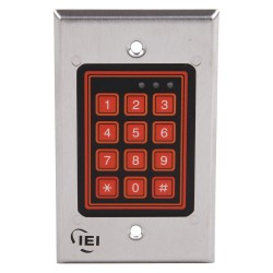 Linear - 232W - Weather Resistant Keypad, For Use With Access Control Applications