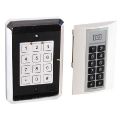 Linear - 232FX - Weather Resistant Keypad, For Use With Access Control Applications