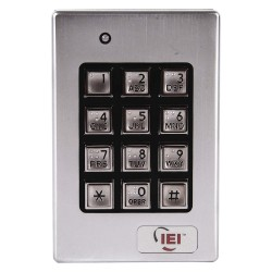 Linear - 232SE - Weather Resistant Keypad, For Use With Access Control Applications