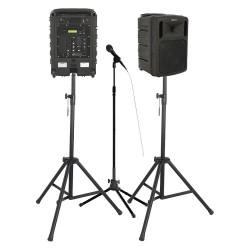 50watt Portable Wireless Pa Systems