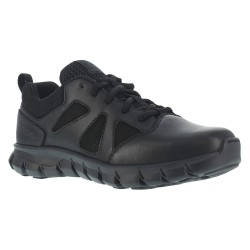 Reebok - RB8105-6M - 2H Men's Tactical Oxford Boots, Plain Toe Type, Black, Size 6