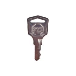 Safety Technology - KIT-H19030 - Key, For Use With Stopper II Series