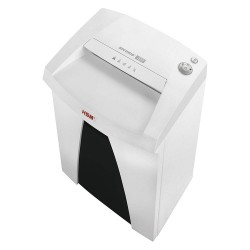 HSM of America - SECURIO B22CL4 - Small Office Paper Shredder, Micro-Cut Cut Style, Security Level 5