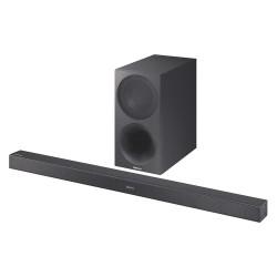Samsung - HW-M450 - Soundbar System, Black Enclosure, 120dB