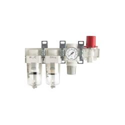 SMC - AC40C-03G-V-B - Air Filter, Mist Separator and Regulator