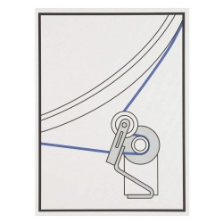 Whirlpool - 3394652 - Dryer Drum Belt