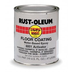 Rust-Oleum - 6001604 - Epoxy Coating Activator, Size: 1 pt.