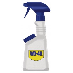 WD-40 - 10000 - Blue/White Plastic Preprinted Trigger Spray Bottle with Spout, 16 oz., 1 EA