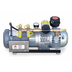 Air Systems - BAC-20 - Air Systems International 20 CFM Low Pressure Breathing Air Compressor (For Use With Constant Flow Respirators)