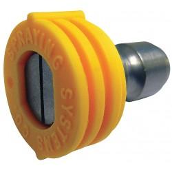 BucketVac / SpeedClean - CJ-QDN-1503Y - 15 Degree Nozzle for 5AEU1