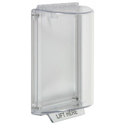 Safety Technology - STI-13000NC - Enclosed Protective Cover, Flush, 2-21/32D