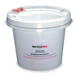 RecyclePak / Veolia - SUPPLY-066 - Mercury Device Recycling Kit, 1 gal
