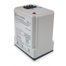 Square D - 9050JCK60V14 - Time Delay Relay, 24VAC/DC Coil Volts, 10A Contact Amp Rating (Resistive), Contact Form: DPDT