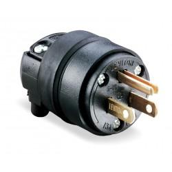 Leviton - 515PR - Leviton 515PR Power Plug - NEMA 5-15P - 125 V AC / 15 A
