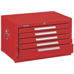 Kennedy - 2805R - 28051 5 Drawer Mechanicschest Red