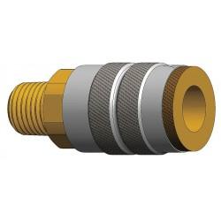 Dixon Valve - 2FM2-B - Brass Industrial Quick Coupler Body