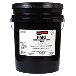 Jet-Lube - 30116 - White Aluminum Complex Machinery Grease, 5 gal., NLGI Grade: 2