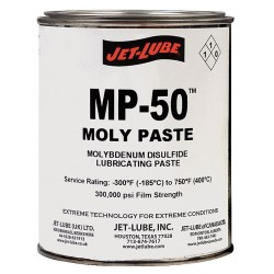Jet-Lube - 28007 - 2-lb. Mp-50 Low Frictionmoly Paste