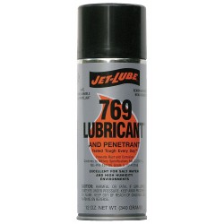 Jet-Lube - 37341 - Lubricant, 12 oz. Container Size, 12 oz. Net Weight
